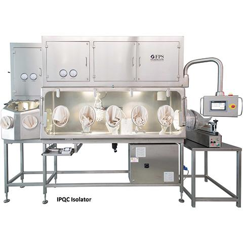 Highly Potent Isolator for laboratory