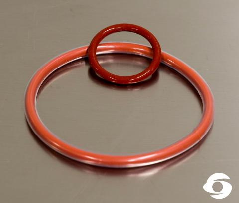 O-rings for mill