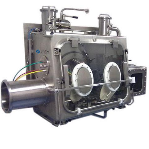 Pan Coater Isolator