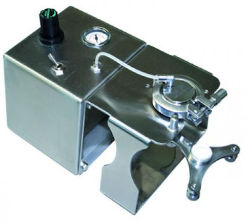 R&D Milling machine for Pharmaceutical, chemical, cosmetic and food activities - PM0
